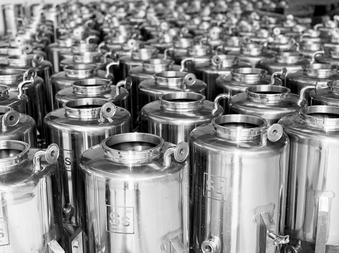 Warehouse fabrication brewing Products