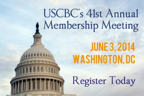 USCBC Annual Meeting 2014